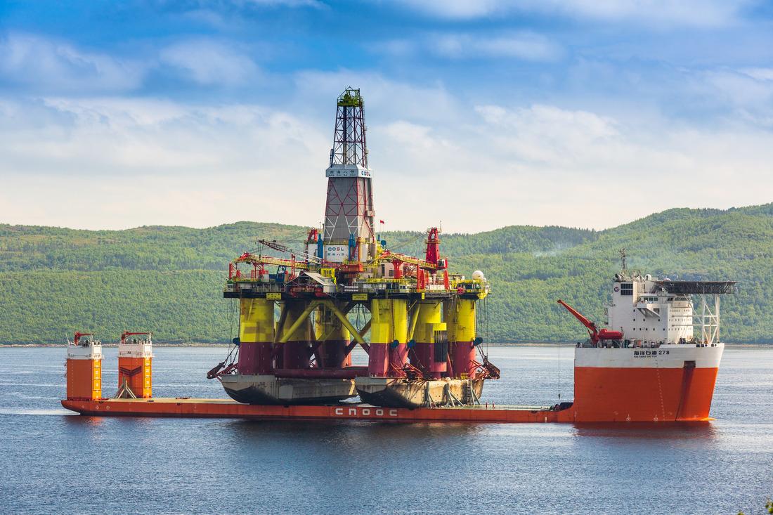 ППБУ Nanhai VIII вближайшее время будет доставлена вКарское море